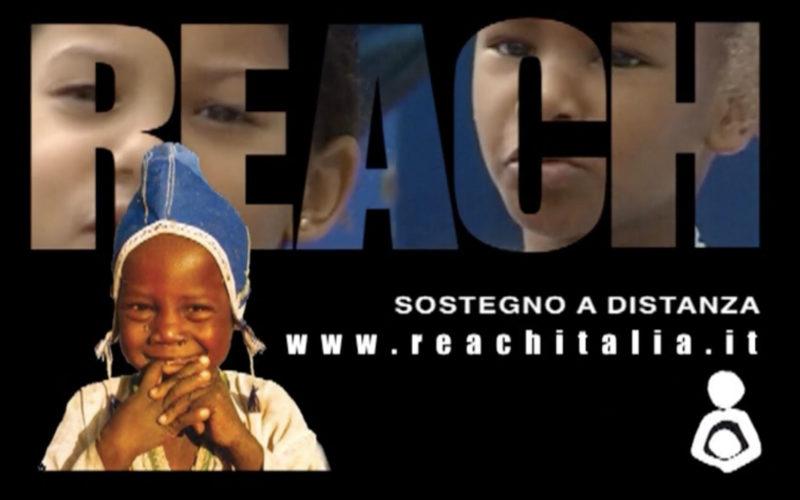 REACH ITALIA MISSIONE BAMBINI