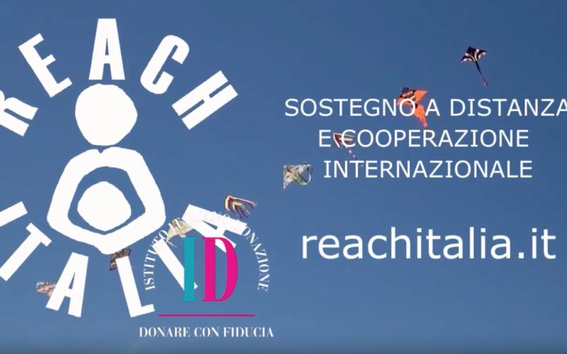 Sostegno a distanza per Reach Italia