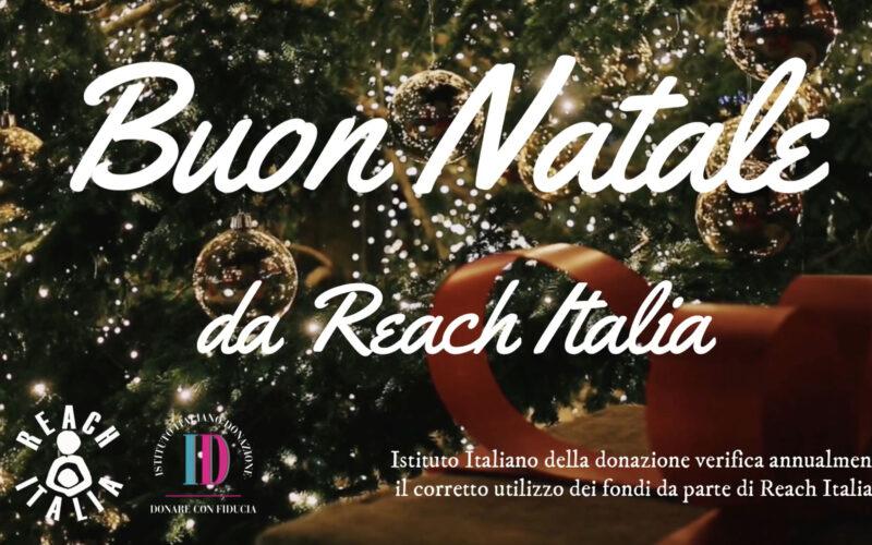 Buona Natale da Reach Italia