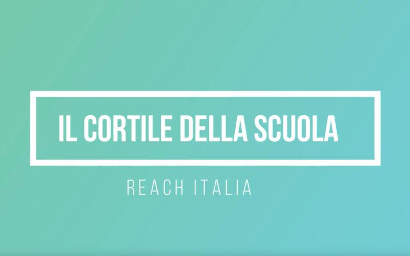 I bambini di Reach Italia a scuola, in sicurezza a studiare
