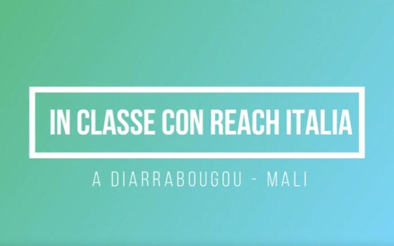 In classe con Reach Italia – Mali